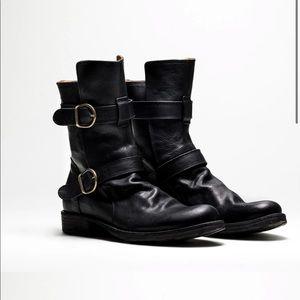 Fiorentini + Baker 713 Eternity Black Leather Boot